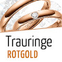Trauringe aus Rotgold